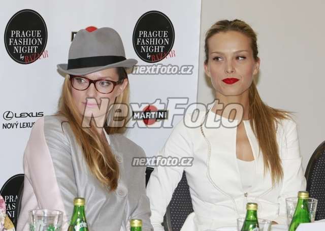 TK k akci Prague Fashion Night