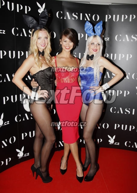 Playboy party v Casinu Pupp